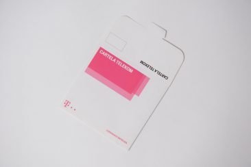 Packaging Telekom
