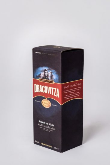 Packaging Dracovitza