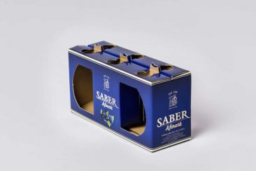 Packaging Saber Afinata